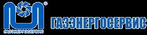 Логотип Газэнергосервис - синий Экологической Академии обучение по экологии