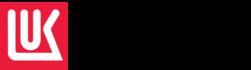 Логотип Лукойл Нефтяная Компания - красный и черный клиент Экологической Академии обучение по экологии